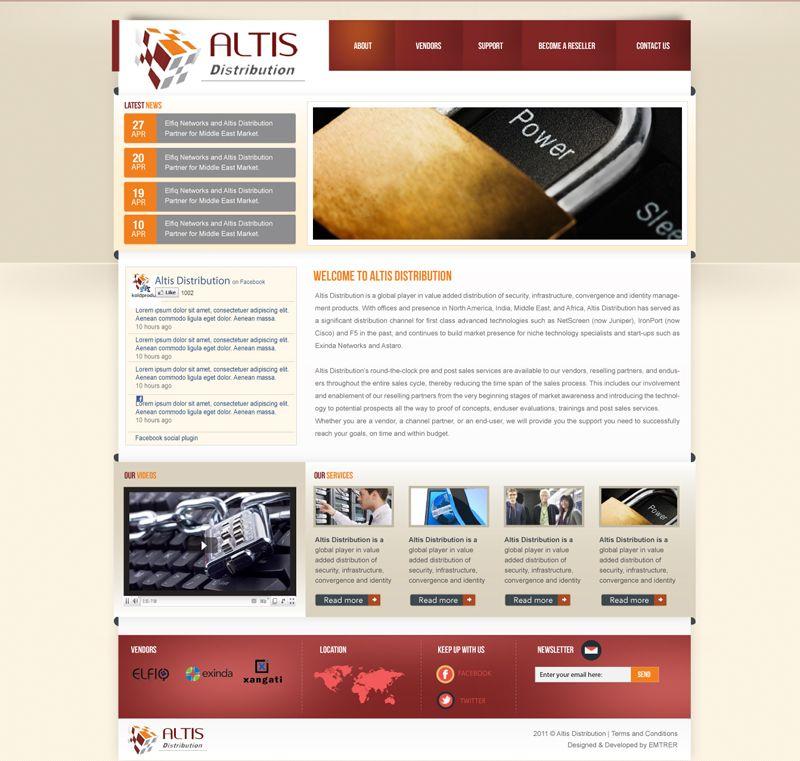 Altis-Distribution