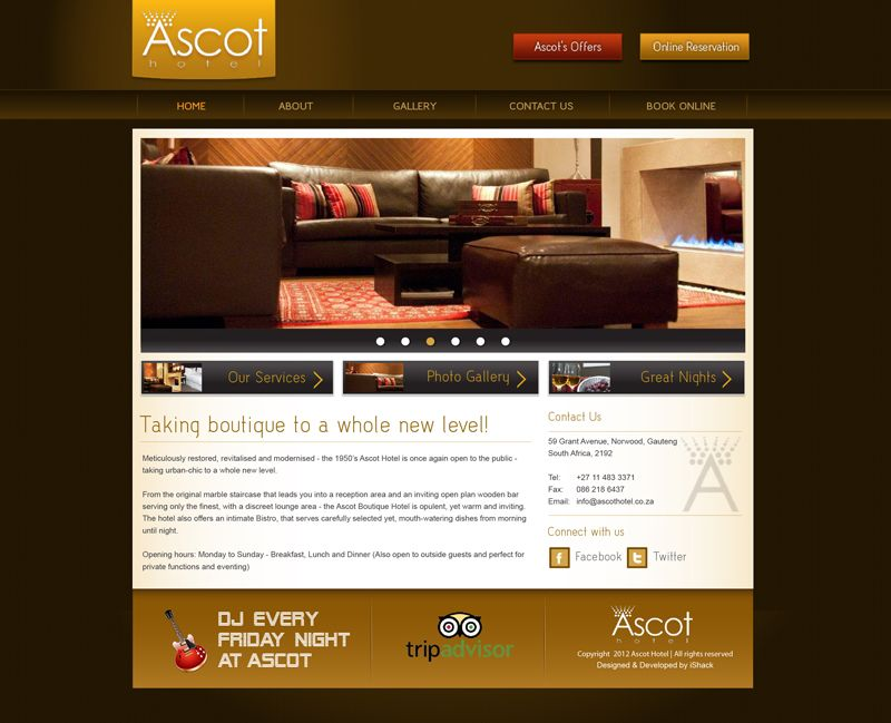 Ascot-Hotel