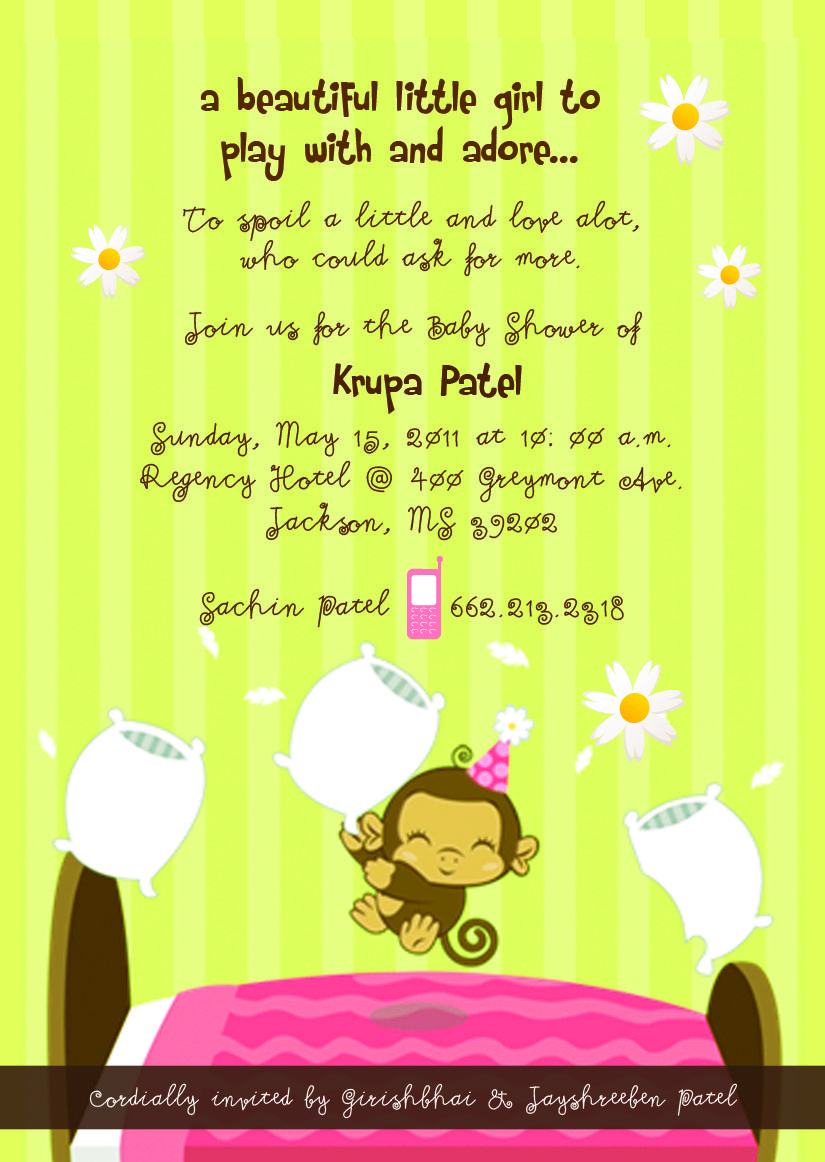 Baby Invitation Card5-01