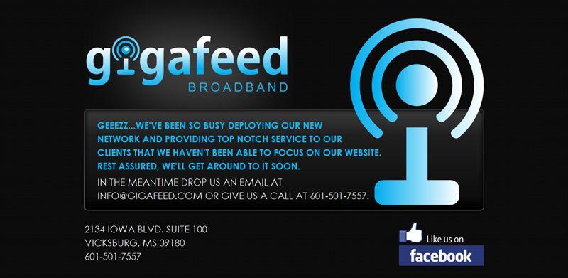 Gigafeed-Broadband